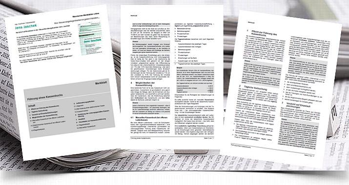 Mandanten-Merkblätter online